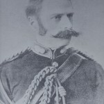4 - LCol John Russel Armstrong, VD 1885-1897